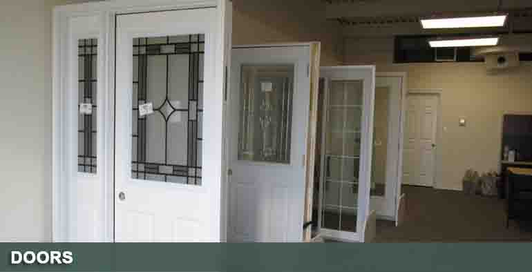 Custom windows and doors in Winnipeg