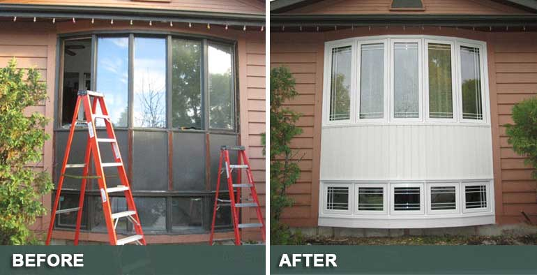 Doors installation Winnipeg