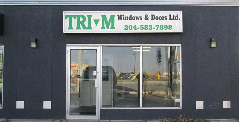 Best windows door and window in Winnipeg
